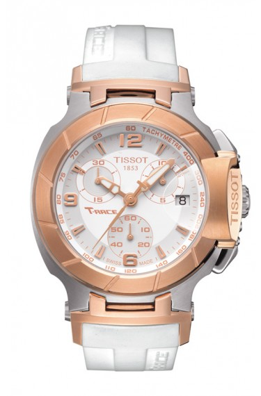 Tissot T-Race Women's Quartz Chronograph Watch