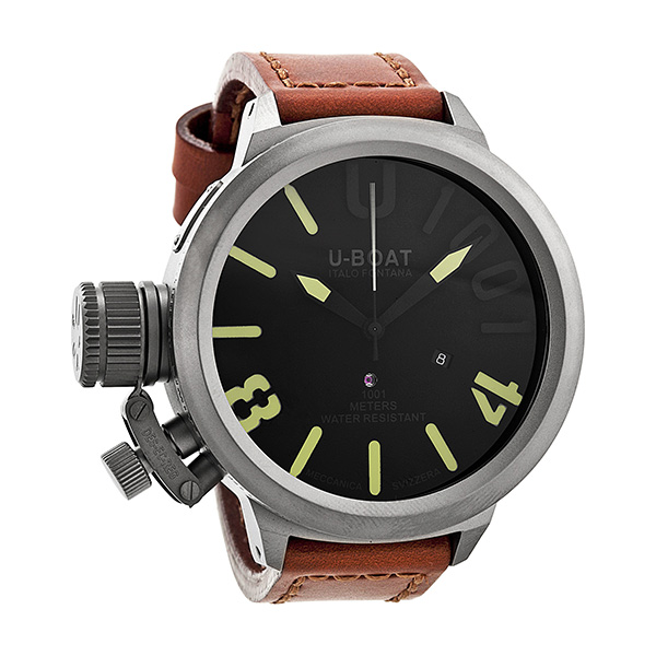 A Perfect Watch For Diving-U-boat Watch