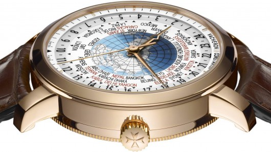 Vacheron Constantin Sophisticated World Timepiece