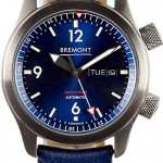 Bremont U-2/BL Blue Dial Watch