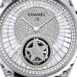 Brilliant Chanel J12 Flying Tourbillon Diamond Watch