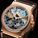 Hysek Limited Edition Watch- Hysek Verdict 46mm Double Tourbillon
