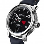 Bremont Jaguar MKIII 18k White Gold Automatic Movement