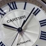 2015 New Clé De Cartier Stainless Steel Watch