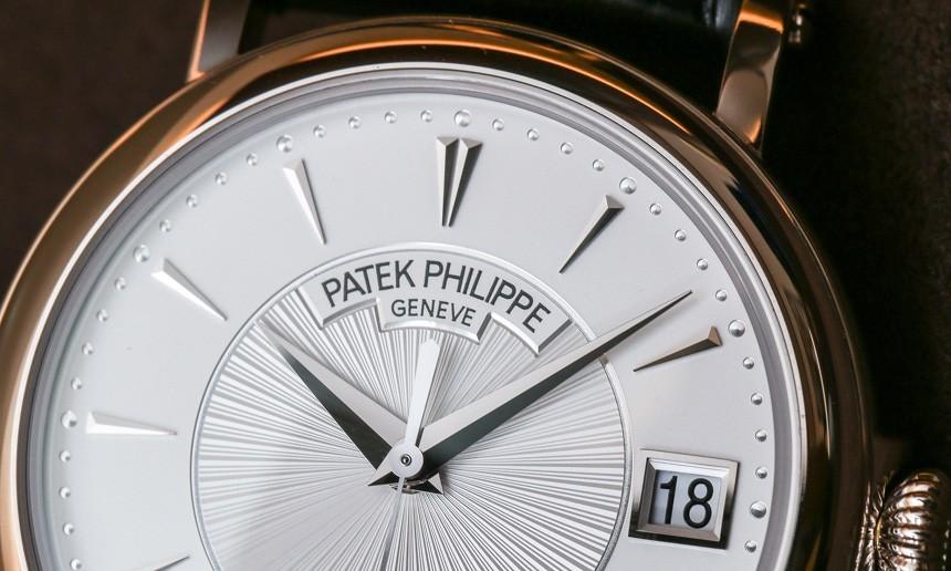 Gorgeous And Comfortable TimepiecePatek Philippe Calatrava 5153