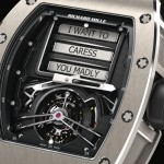 Richard Mille RM 69 Erotic Tourbillon Titanium