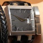 De Grisogono Otturatore Square Shape Watch