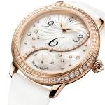 Blancpain Retrograde Small Seconds Diamonds Ladies Watch