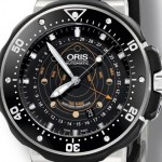 Oris Pointer Moon Professional Diving Watch