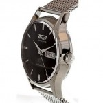 Tissot Visodate Milanais Vintage 40mm Stainless Steel Watch