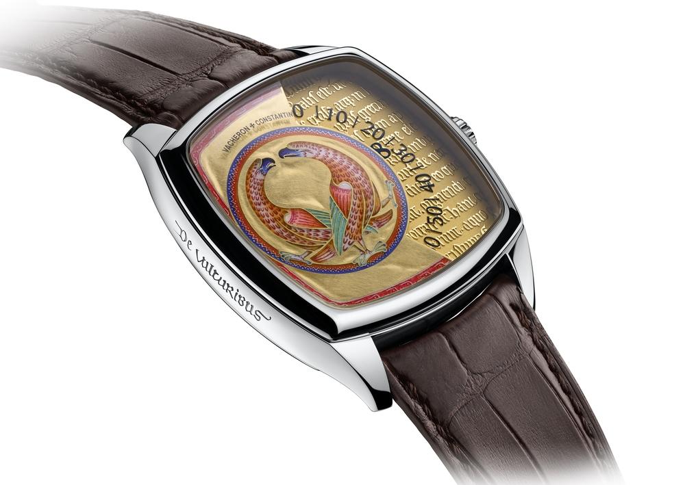 Side of Vacheron Constantin Métiers d'Art Savoirs Enluminés Watches
