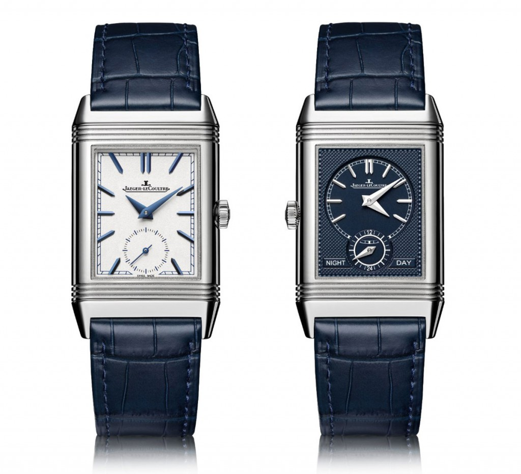 Front of Jaeger-LeCoultre Reverso Tribute Duo 02
