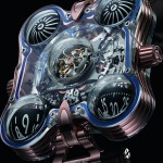 Extremely Expensive Watch At SIHH 2016-MB&F HM6 SV Watch