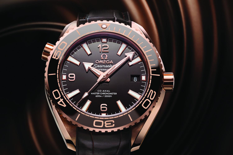 Front of Omega Seamaster Planet Ocean 600m Master Chronometer 02