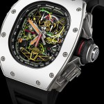 Richard Mille RM 50-02 ACJ Tourbillon Split Seconds Chronograph Watch Hands On