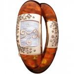 De Grisogono Lovivi  New Jewellery Watch Hands On