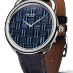 Hermès Arceau Marqueterie De Paille Watches Review
