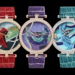 Van Cleef & Arpels Lady Arpels Oiseaux Enchantés Limited Edition Watches Hands On