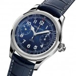 Montblanc 1858 Chronograph Tachymeter Blue Limited Edition Watch