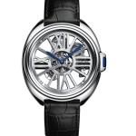 SIHH 2016-Cartier Clé Automatic Skeleton Watch