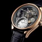 Montblanc Villeret Tourbillon Bi-Cylindrique Limited Edition Watch