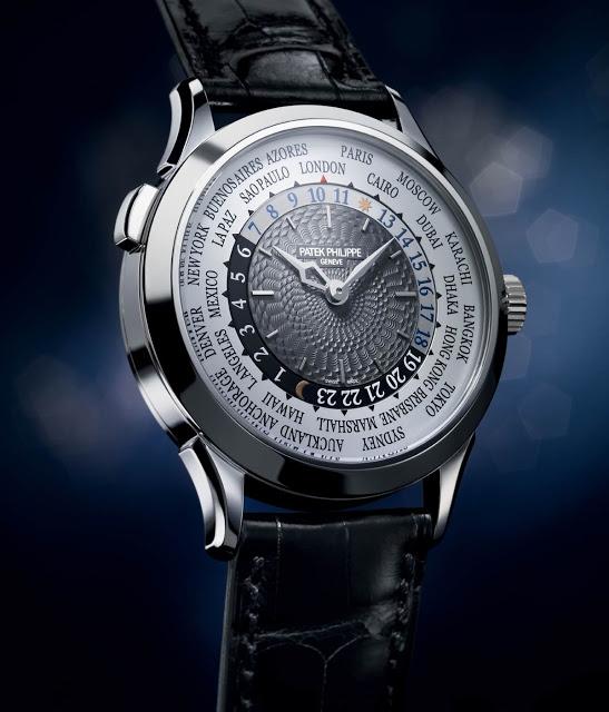 Patek Philippe World Time Ref. 5230 18K White Gold Watch