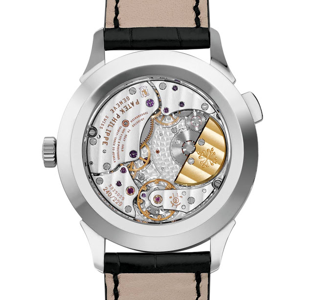Patek Philippe World Time Ref. 5230 Watch caseback