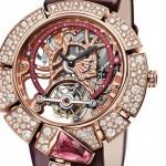 Attractive Bulgari Serpenti Incantati Skeleton Tourbillon Limited Edition Watch