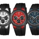 Bulgari Diagono Magnesium Chronograph Smartwatch