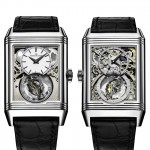 Jaeger LeCoultre Reverso Tribute Gyrotourbillon-The Collection Has 75 Years Old
