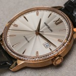 Montblanc Meisterstuck Heritage Spirit Date Automatic Diamonds Men's Watch