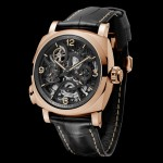 Traveler's Watch-Panerai Radiomir 1940 Minute Repeater Carillon Tourbillon GMT