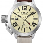 U-Boat New Classico With A GMT Function