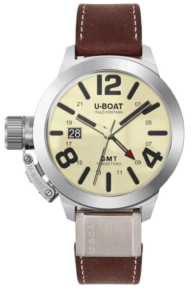 U-Boat Classico GMT watch 03