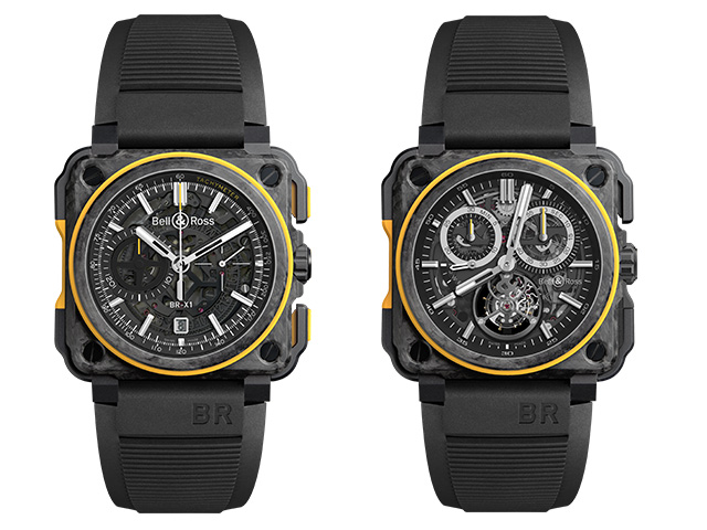 Bell & Ross debuts limited edition watches to celebrate Renault F1 partnership