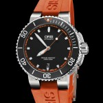 Oris Aquis Date Diving Watch Update Itselfe With New Colors