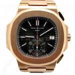 Patek Philippe Nautilus Ref. 5980/1R-001 Rose Gold Watch