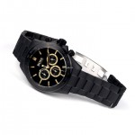 Black Hugo Boss Dress watch