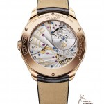 The Baume & Mercier launches a perpetual calendar in 18 carat red gold