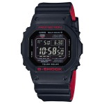 G-Shock Reveals The GW-5000HR-1JF Black & Red Series New GW-5000!