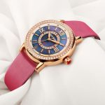 The Elegant and Romantic Reef Tiger Love Promise Swarovski Crystals Quartz Watch