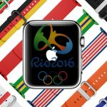 Apple Watch Unique International Collection Bands For Rio 2016 Olympic Games