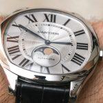 Cartier Drive De Cartier Moon Phases & Drive De Cartier Extra-Flat Watches Review