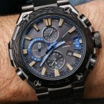 Casio G-Shock MR-G MRGG2000HT-1A  with the bluebooth functionality