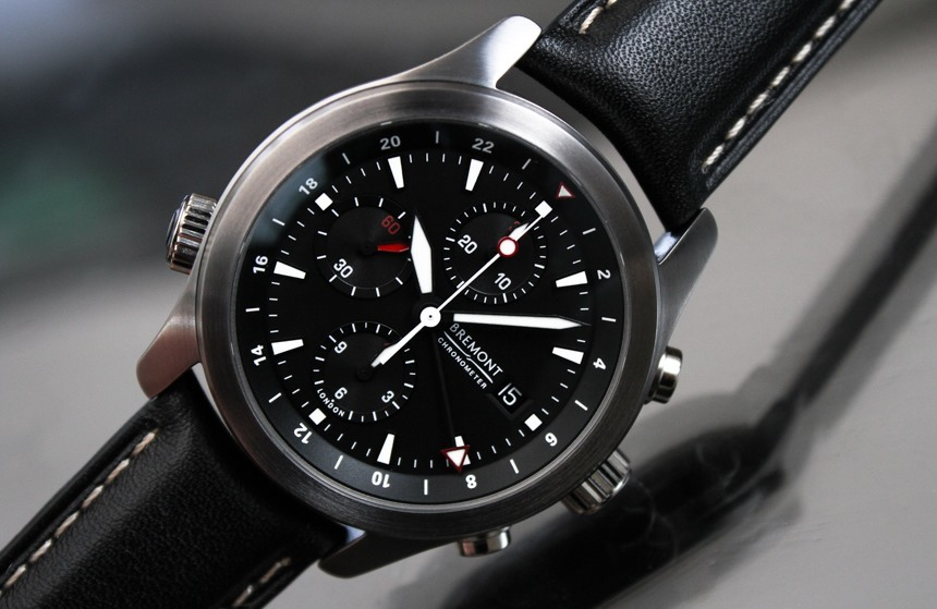 Classic Aviation Watch-Bremont ATL1-ZT