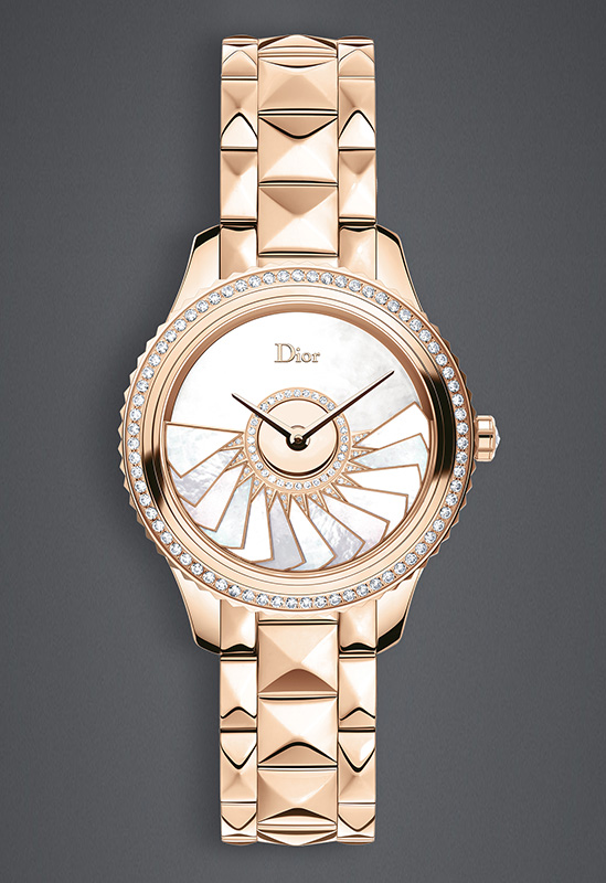 Fashion And Unique Dior Watch-Dior VIII Grand Bal Plissé Soleil