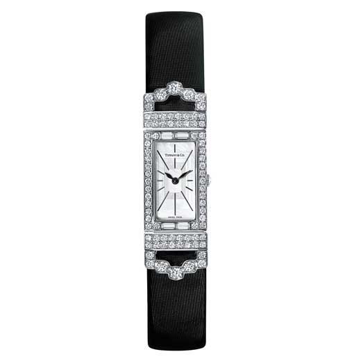 Tiffany & Co. Striking Cocktail Watch