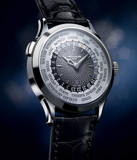 Patek Philippe World Time Ref. 5230 18K White Gold Watch