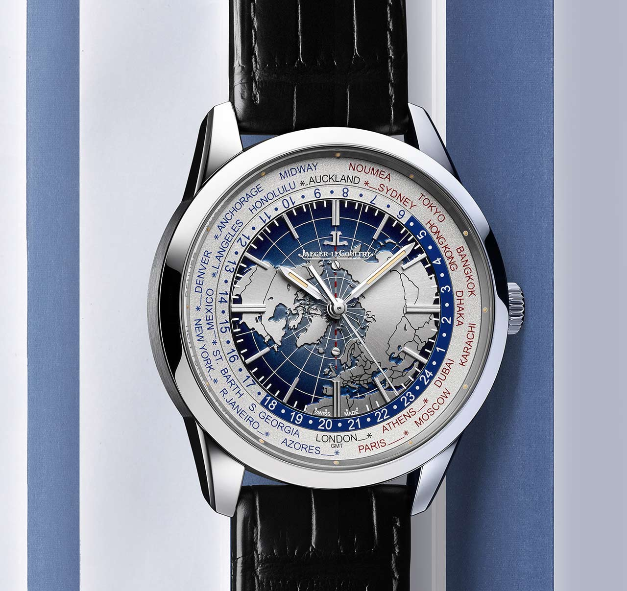 Jaeger-LeCoultre Geophysic Universal Time Watch