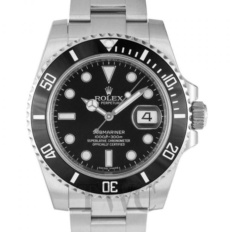 Rolex-black-watch